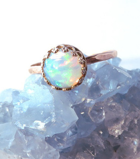 beauty, birthstone rings and etsy