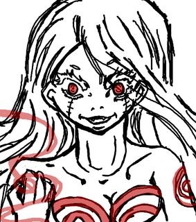 anime, deadman wonderland and fanart