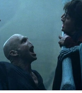 harry potter, lord voldemort and tom riddle
