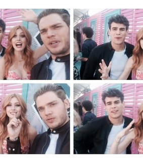clace, clarissa and clary