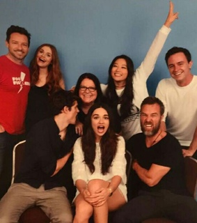 bourne, cho and crystal reed