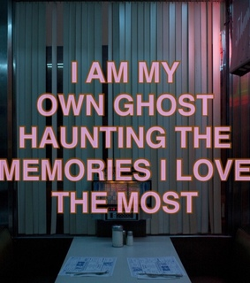 am, breakup and ghost