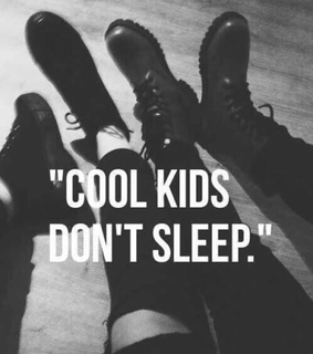 cool kids, dark and grunge