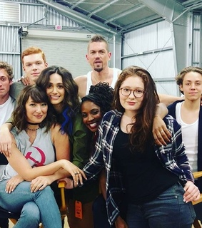 actor, cameron monaghan and cast