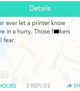 funny, lol and printer