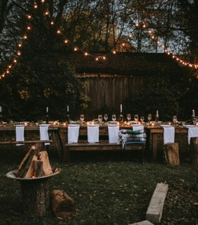 banquet, fall and feast