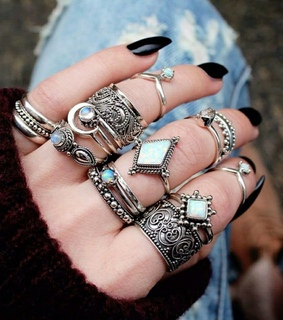 accesories, black and fashion