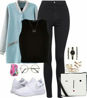look, lookbook and outfit