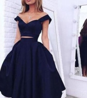 evening dresses, homecoming dress and two piece dress