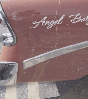90s, angel baby and cadillac