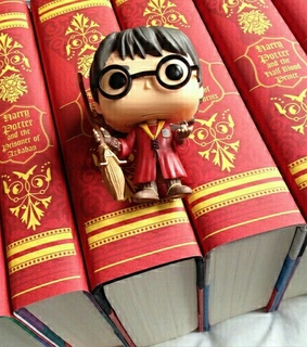 books, harry potter and lenses