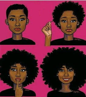 beauty and naturalhair