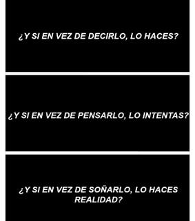 frases, hacer and pensar
