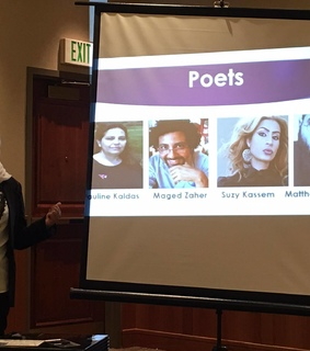 suzy kassem and Famous American poets