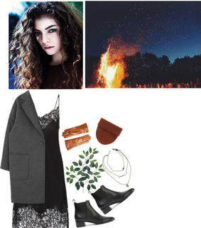 fashion, lookbook and polyvore