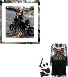 fashoin, lookbook and polyvore