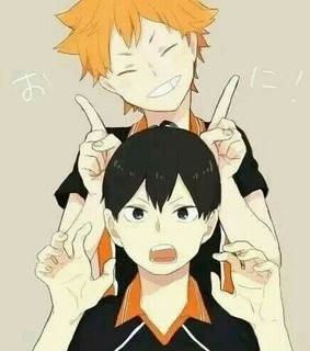 anime, cute and haikyuu!