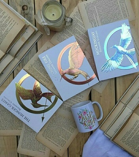 books and the hunger games