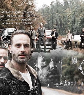andrew lincoln, earth and group