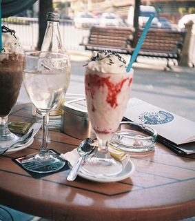 caffe, drinks and free time
