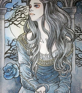 asoiaf, beautiful and blue flowers
