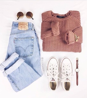 clothes, fashion and lookbook