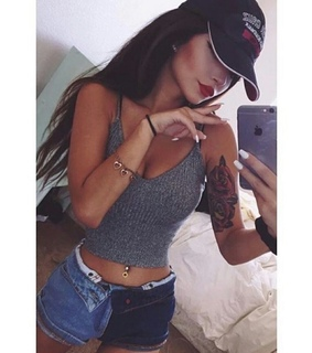 cool, girl and hat