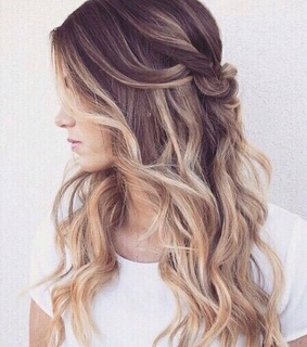girl, hairstyles and i like