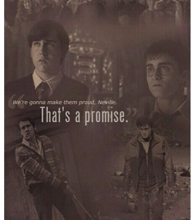 harry potter, love and neville