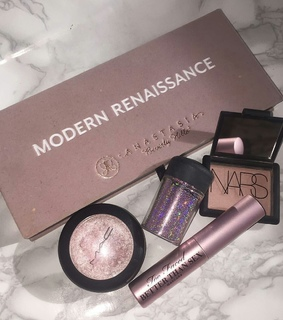 luxury, makeup and abh