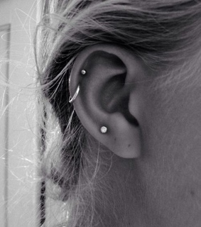 accessories, cartilage and cute
