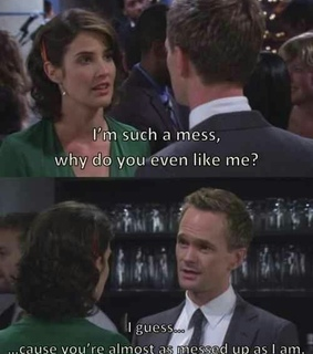 barney stinson, cobie smulders and how i met your mother