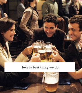 barney stinson, himym and lily aldrin