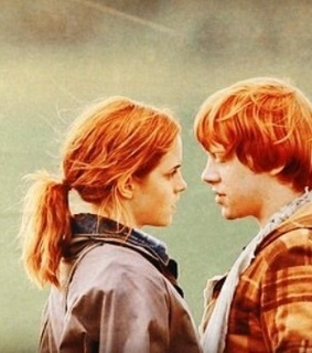 harrypotter, hermione and romione