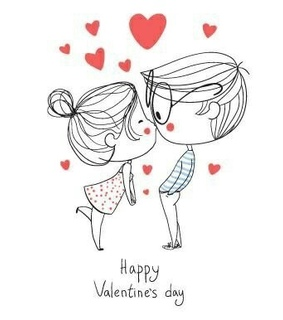 valentines day, ﻋﺮﺑﻲ and happy valentines day