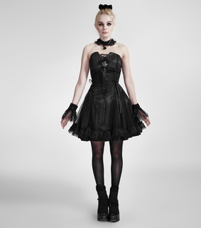 cosplay, gothic and steampunk fashion