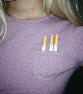 cigs and purple