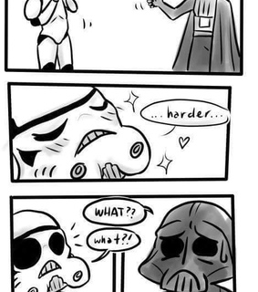 darthvader, fifty shades of grey and funny