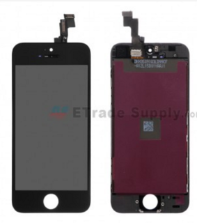 iPhone 5S, LCD Screen and Digitizer Assem and iphone parts