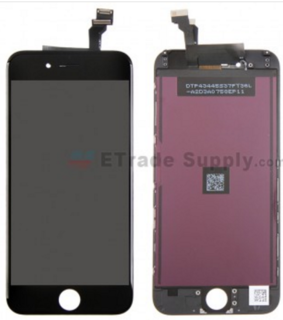 iphone 6, LCD Screen and Digitizer and etradesupply.com