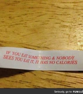 awesome, cookies and fortune