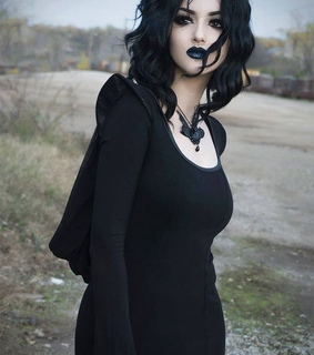 goth and gothic style