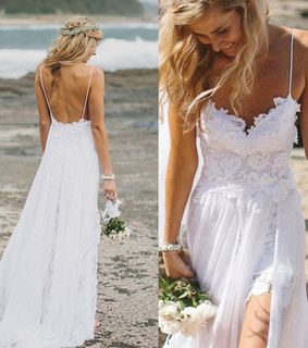 beach wedding dresses, bridal dresses and bridal gowns