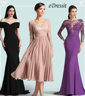 fashion dresses, formal dresses and lace