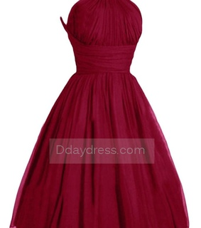short dress, sleeveless dress and burgundy bridesmaid dress