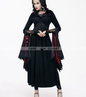 goth, gothic style and gothic dress