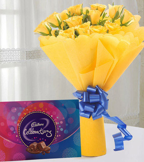 Send Anniversary Sweets Online, Send Anniversary Chocolates On and Purchase Anniversary Flowers O