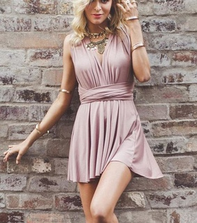 Short Homecoming Dress, A-line Homecoming Dresses and straps prom dress