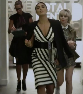 black and white dress, look and looks