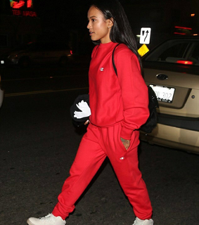 fashion, karrueche and outfit